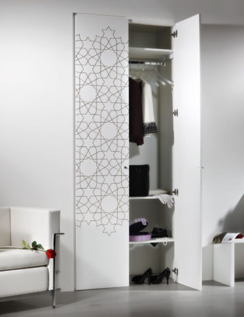 Qanta - camera da letto adulti